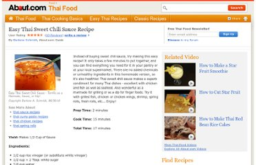 http://thaifood.about.com/od/thaicurrypasterecipes/r/Easy-Thai-Sweet-Chili-Sauce-Recipe.htm