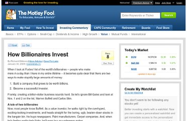 http://www.fool.com/investing/value/2009/01/30/how-billionaires-invest.aspx