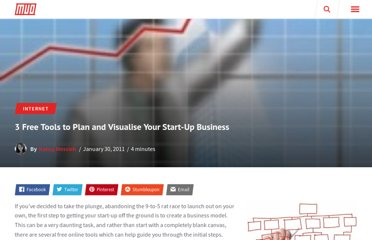 http://www.makeuseof.com/tag/3-free-tools-plan-visualise-startup-business/