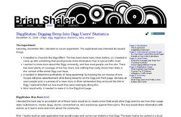 http://brian.shaler.name/pages/blog/diggstatus-summary-page1/