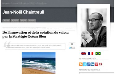 http://jnchaintreuil.com/de-linnovation-et-de-la-creation-de-valeur-par-la-strategie-ocean-bleu/