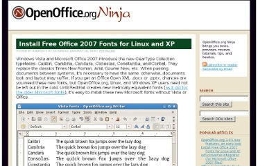 http://www.oooninja.com/2008/01/calibri-linux-vista-fonts-download.html