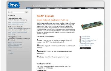http://www.imsys.se/products/modules/snapmodule.htm