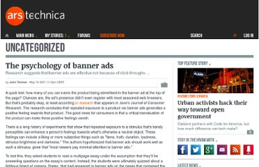 http://arstechnica.com/news.ars/post/20070519-the-psychology-of-banner-ads.html