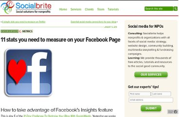 http://www.socialbrite.org/2010/01/06/11-stats-you-need-to-measure-on-your-facebook-page/