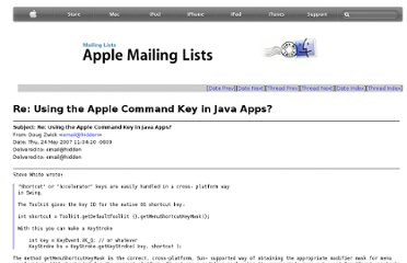 http://lists.apple.com/archives/java-dev/2007/May/msg00243.html