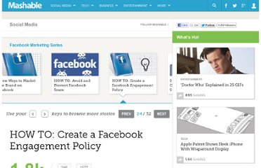 http://mashable.com/2011/01/31/facebook-engagement-policy/