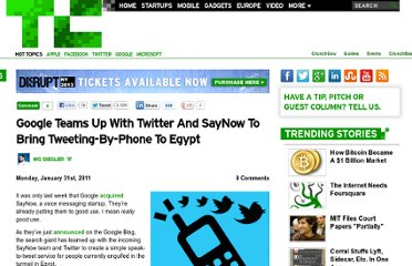 http://techcrunch.com/2011/01/31/twitter-by-phone-egypt/