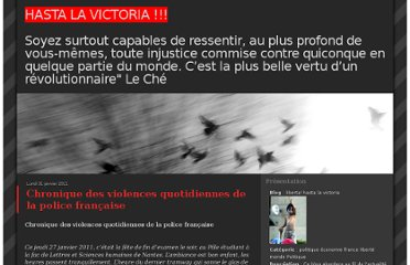http://mapageperso.over-blog.com/article-chronique-des-violences-quotidiennes-de-la-police-francaise-66200243.html
