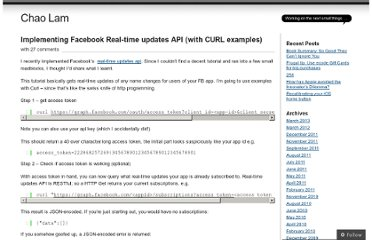 http://chaolam.wordpress.com/2010/06/07/implementing-facebook-real-time-updates-api-with-curl-examples/