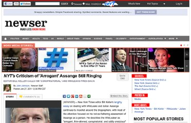 http://www.newser.com/story/110647/nyts-criticism-of-arrogant-assange-still-ringing.html