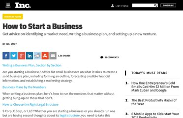 http://www.inc.com/guides/start_biz/