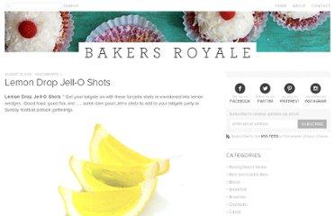 http://www.bakersroyale.com/fruit/lemon-drop-jell-o-shots/