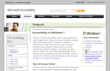 http://www.microsoft.com/enable/products/windows7/default.aspx