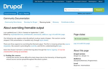 http://drupal.org/node/173880#theme-registry