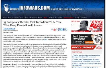 http://www.infowars.com/33-conspiracy-theories-that-turned-out-to-be-true-what-every-person-should-know/