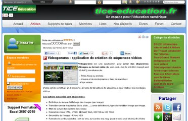 http://www.tice-education.fr/index.php?option=com_content&view=article&id=434:videoporama-application-de-creation-de-sequences-videos&catid=51:informatique&Itemid=242