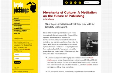 http://www.brainpickings.org/index.php/2011/02/02/merchants-of-culture-future-of-publishing/