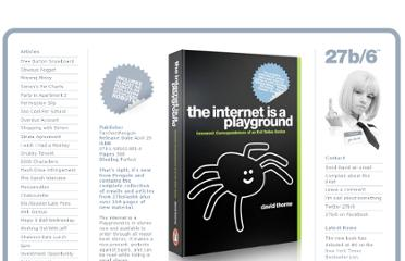 http://www.27bslash6.com/the_internet_is_a_playground.html