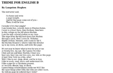 http://www.eecs.harvard.edu/~keith/poems/English_B.html