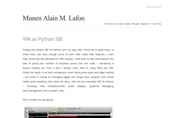 http://blog.dispatched.ch/2009/05/24/vim-as-python-ide/