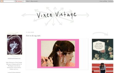http://vixenvintage.blogspot.com/2009/05/how-to-do-rag-curls.html