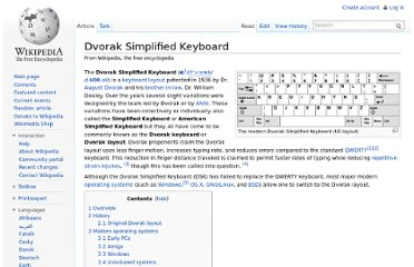 http://en.wikipedia.org/wiki/Dvorak_Simplified_Keyboard
