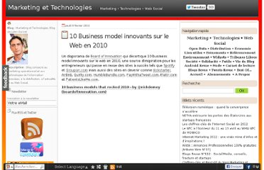 http://www.jbonnel.com/article-10-business-model-innovants-sur-le-web-en-2010-66344662.html