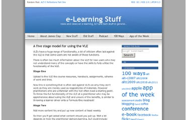 http://elearningstuff.net/2010/03/20/a-five-stage-model-for-using-the-vle/
