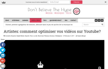 http://virginieberger.com/2011/02/artistes-comment-optimiser-vos-videos-sur-youtube/