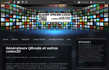 http://www.qrdresscode.com/pages/Generateurs_QRcode_et_autres_codes2D-4197514.html