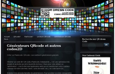 http://www.qrdresscode.com/pages/Generateurs_QRcode_et_autres_codes2D--4197514.html