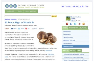 http://www.globalhealingcenter.com/natural-health/10-foods-containing-vitamin-d/