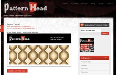 http://www.patternhead.com/category/freebies