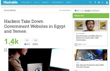 http://mashable.com/2011/02/03/hackers-egypt/