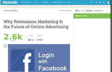 http://mashable.com/2011/02/03/permission-marketing-social-data/