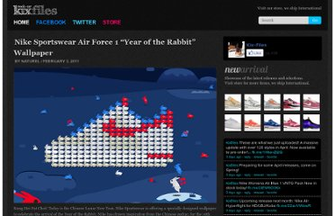 http://kix-files.com/2011/02/nike-sportswear-air-force-1-year-of-the-rabbit-wallpaper/