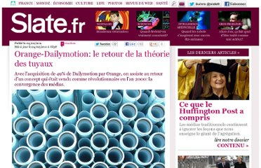 http://www.slate.fr/story/33599/medias-orange-dailymotion-tuyau