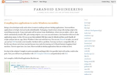http://paranoid-engineering.blogspot.com/2010/03/compiling-java-applications-to-native.html