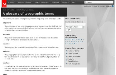 http://www.adobe.com/uk/type/topics/glossary.html
