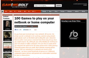 http://gamingbolt.com/100-games-to-play-on-your-netbook-or-home-computer