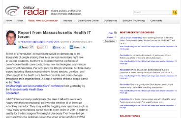 http://radar.oreilly.com/2011/02/report-from-massachusetts-heal.html