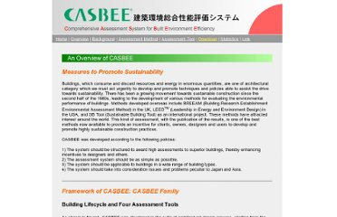 http://www.ibec.or.jp/CASBEE/english/overviewE.htm