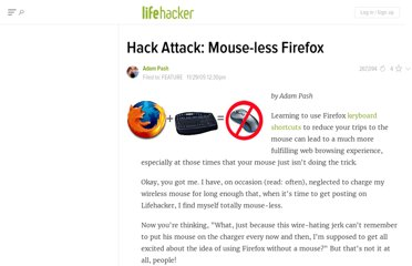 http://lifehacker.com/139495/hack-attack-mouse+less-firefox
