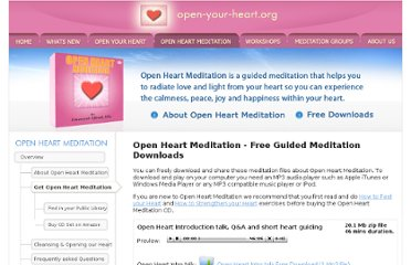 http://www.open-your-heart.org.uk/open_heart_meditation.do#Free_Download