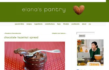 http://www.elanaspantry.com/chocolate-hazelnut-spread/