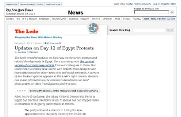 http://thelede.blogs.nytimes.com/2011/02/05/latest-updates-on-day-12-of-egypt-protests/