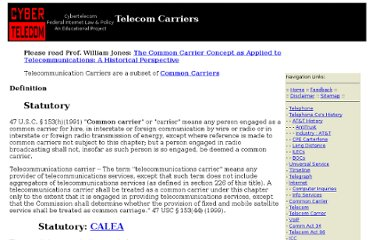 http://www.cybertelecom.org/notes/telecom_carrier.htm