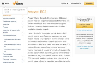 http://aws.amazon.com/es/ec2/