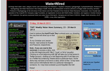 http://aquadoc.typepad.com/waterwired/